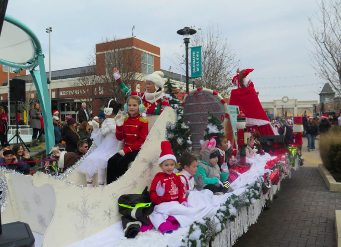 Saturday: 21st annual White Marsh Holiday Parade