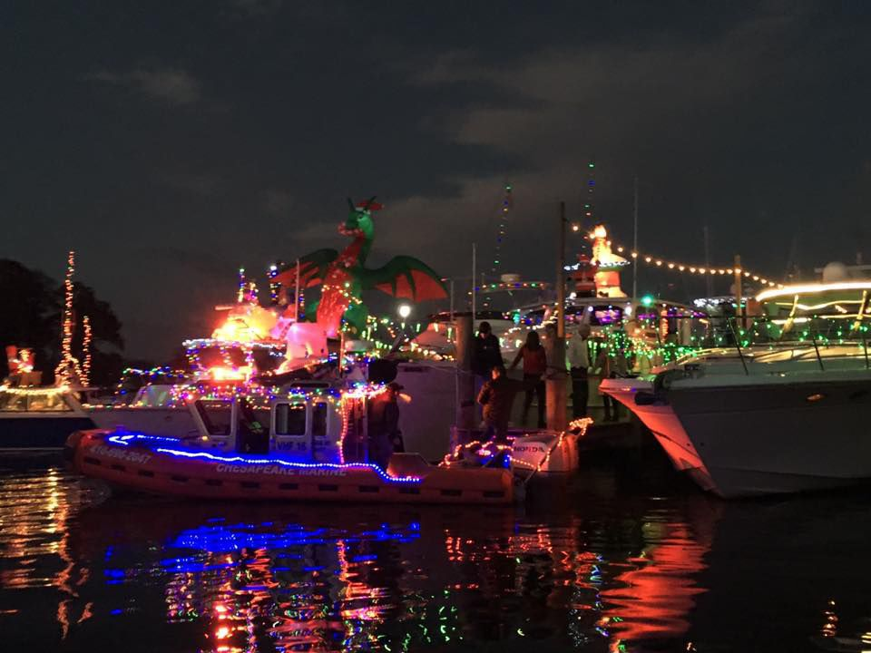 Middle River Lighted Boat Parade sets sail Nov. 24 | Relaxer ...