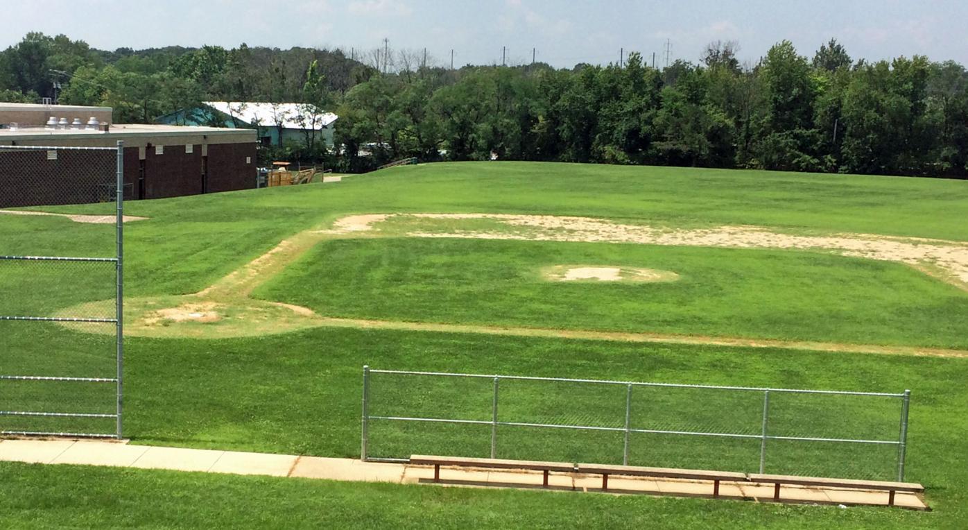 Eastern Tech baseball field