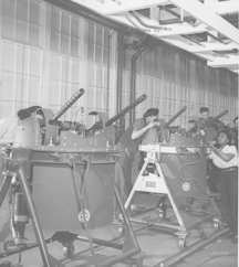African American Martineers at SInclair Lane Gun Turret Assembly.png