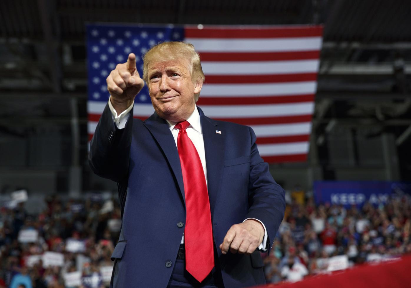 Trump-Impeachment-Two Impeachments