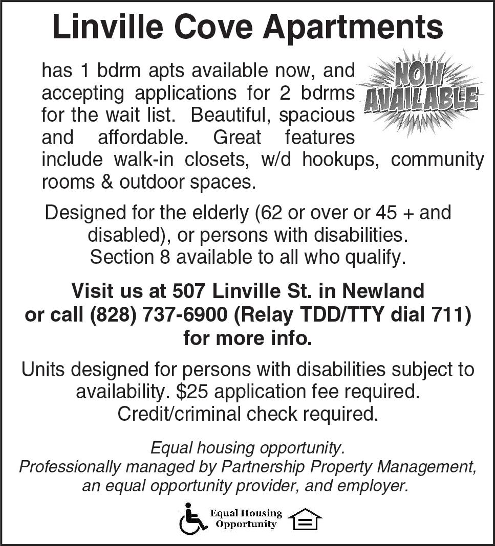 Linville Cove Apartments