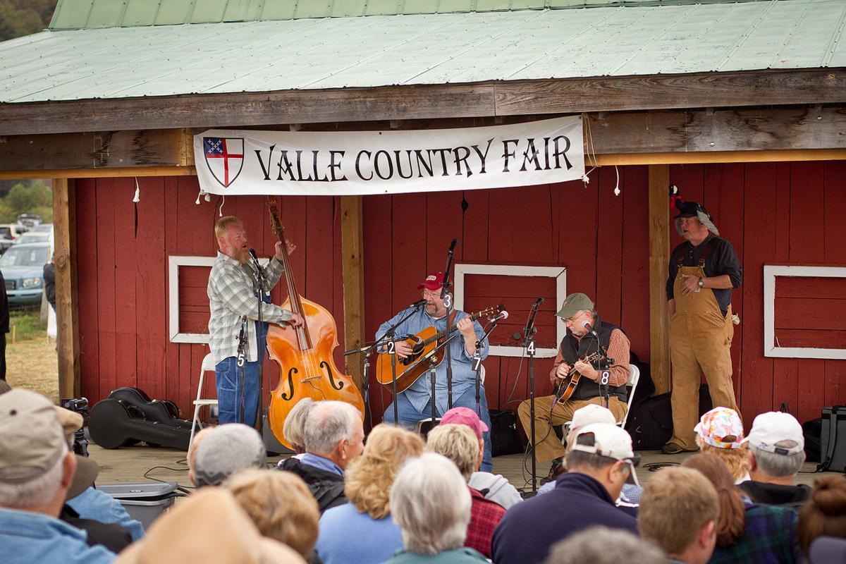 VCF Bluegrass Band