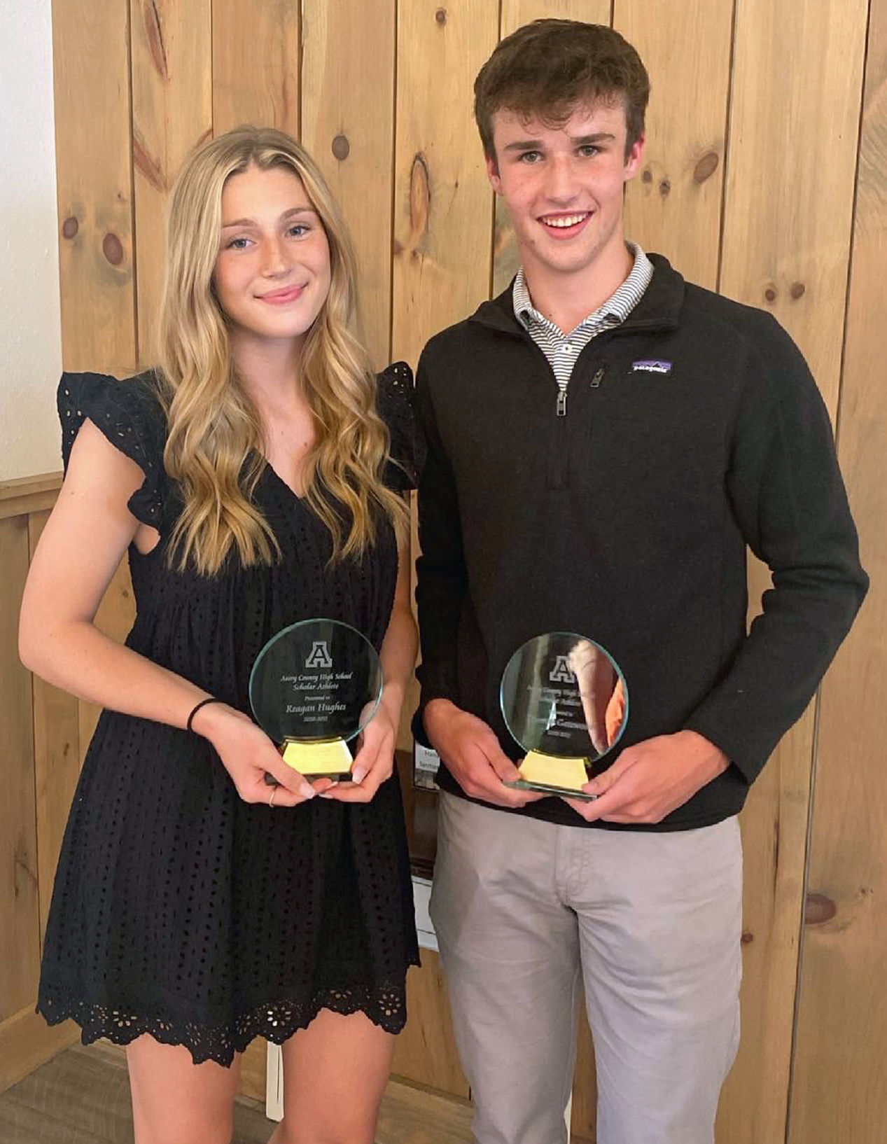 Scholar-Athletes of the Year