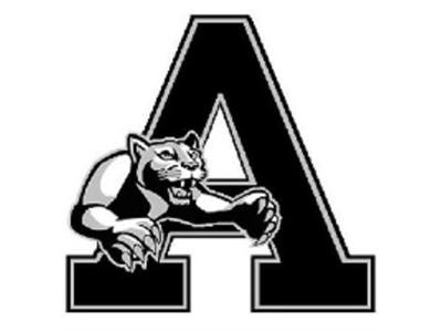 Avery Middle School Panthers logo