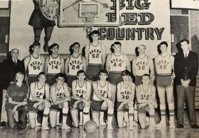 1969 Avery Vikings basketball