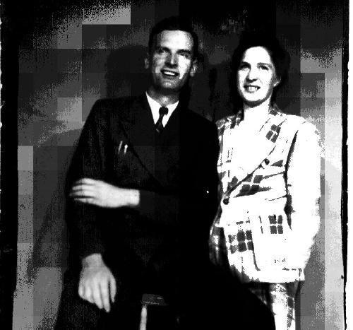 Mr. and Mrs. Dayton Jones
