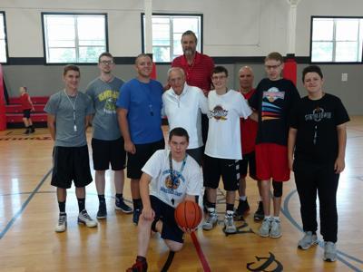 Burleson Camp instructors