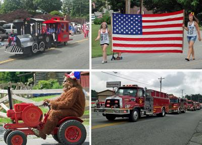 Independence events dot Avery landscape