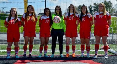 Avery soccer seniors