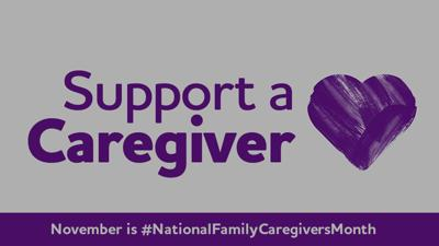 Support a Caregiver
