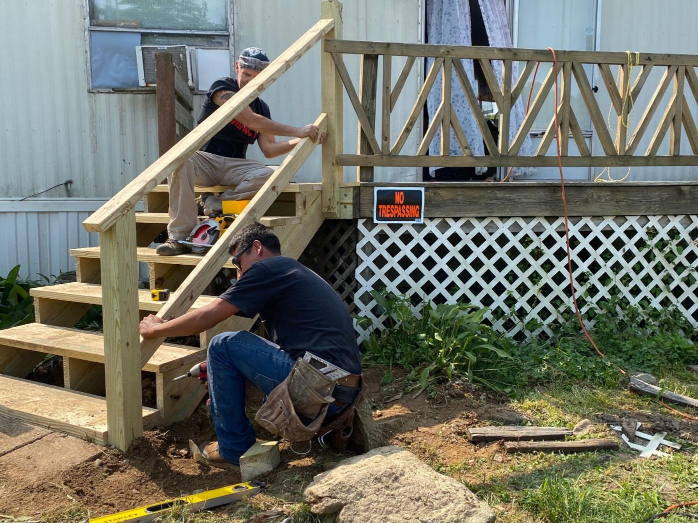 Mt. Vernon Baptist renovations hc impact