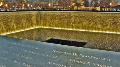 Keene name at Memorial