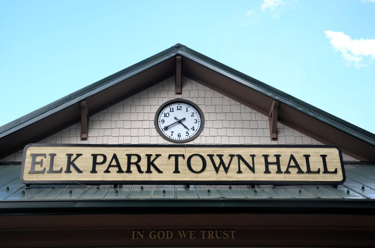 Elk Park Town Hall