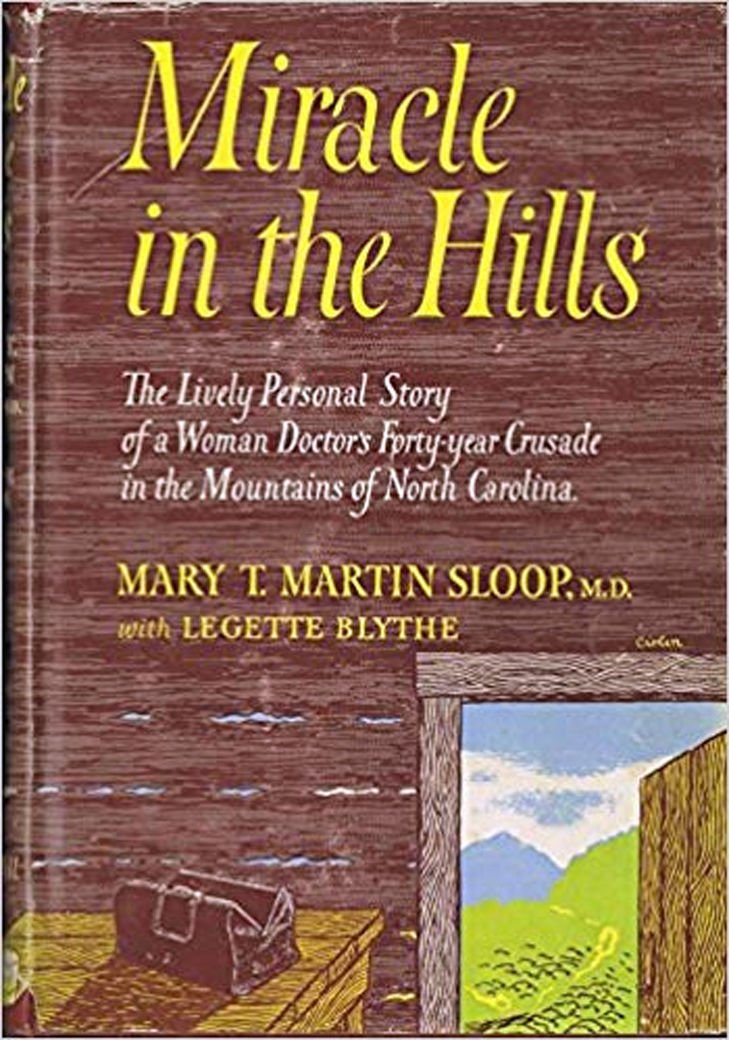 Miracle in the Hills book cover