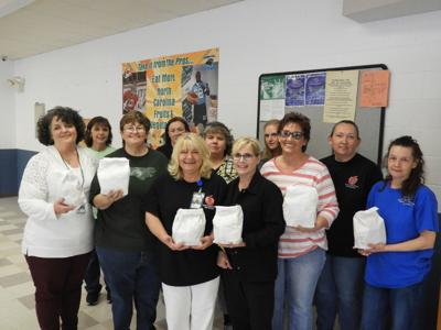 ACS nutrition works supply bus routes with food