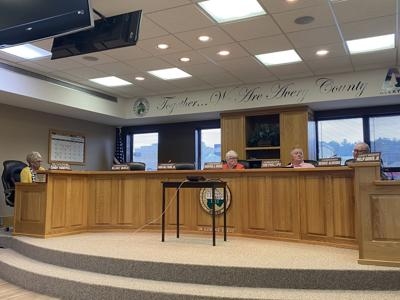 Commissioners discussion