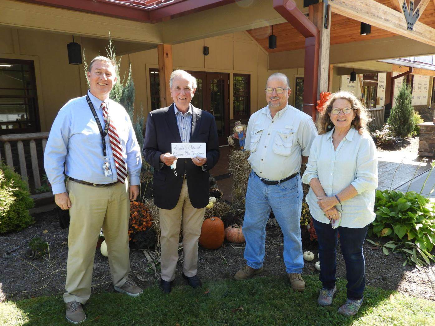 HCCF donation to agricultural program