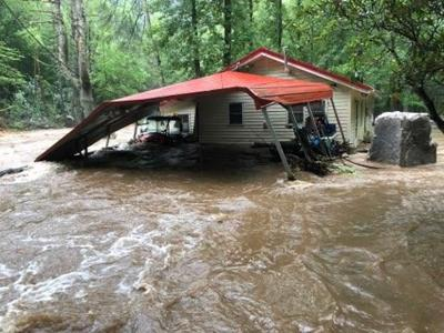 edgemont flooding