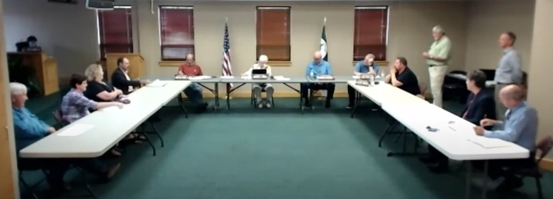 Joint meeting between BOE and commissioners
