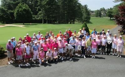 Land Harbor cancer charity golf tournament