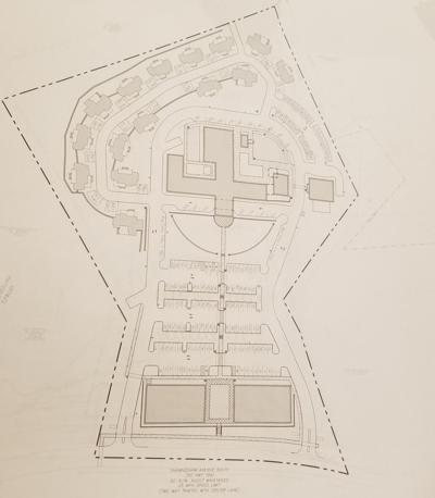 landsdowne site plan