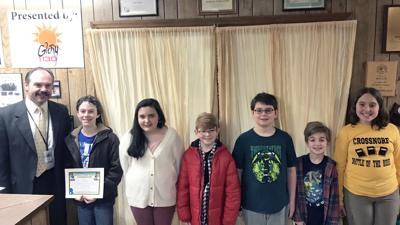 2020 ACS District Spelling Bee competitors