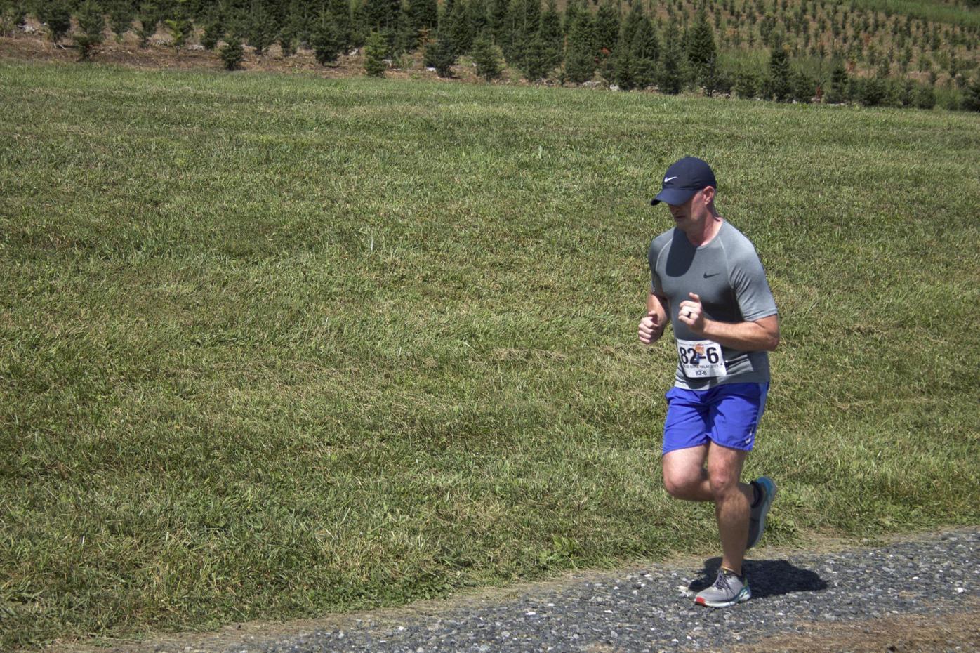 BR Relay race runner