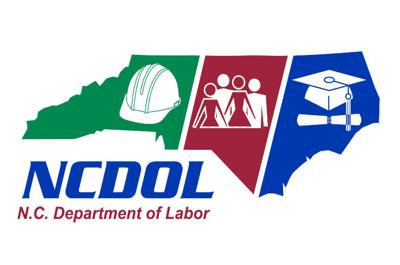 NC Department of Labor logo