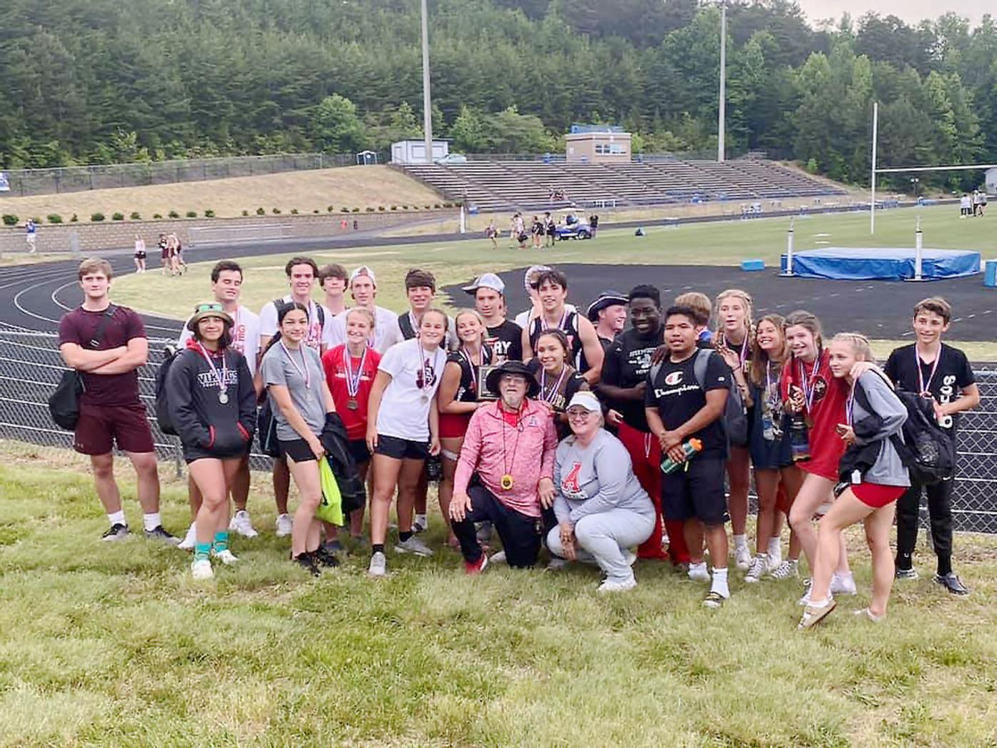 Avery Track and Field at WHC