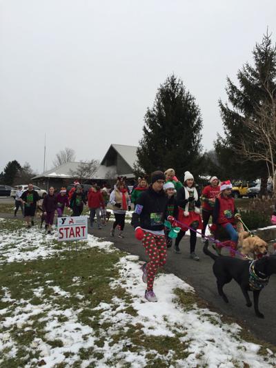 reindeer run start new cutline