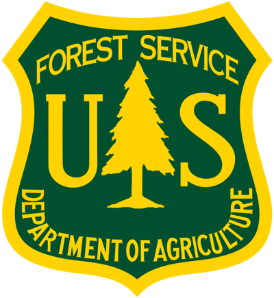 U.S forest service logo