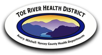 Toe River Health District logo