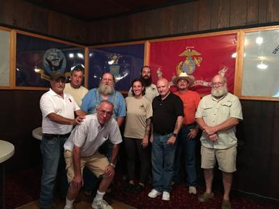 VFW hosts hikers