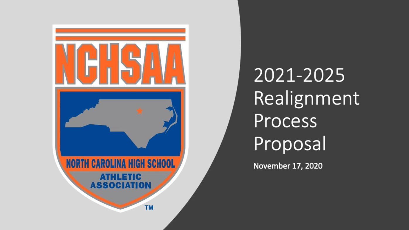 NCHSAA realignment