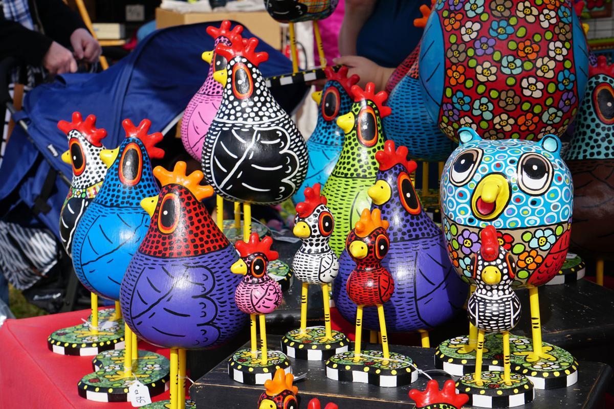VCF Chicken Crafts
