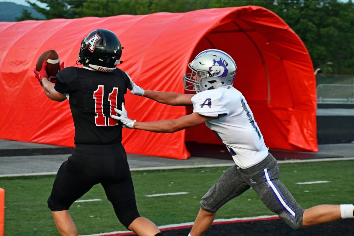 Smith TD catch