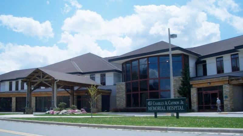 Cannon Memorial Hospital flu restrictions