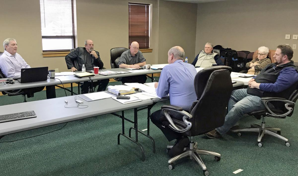 County holds first meeting in May over Zoom