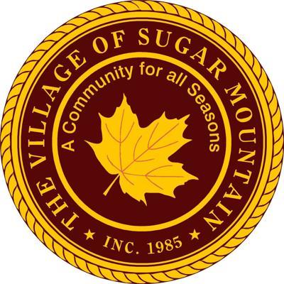 Village of Sugar Mountain logo