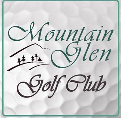 Mountain Glen Golf logo