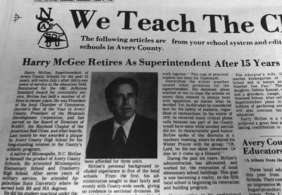 McGee retires