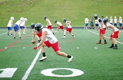 Avery 7-on-7 football