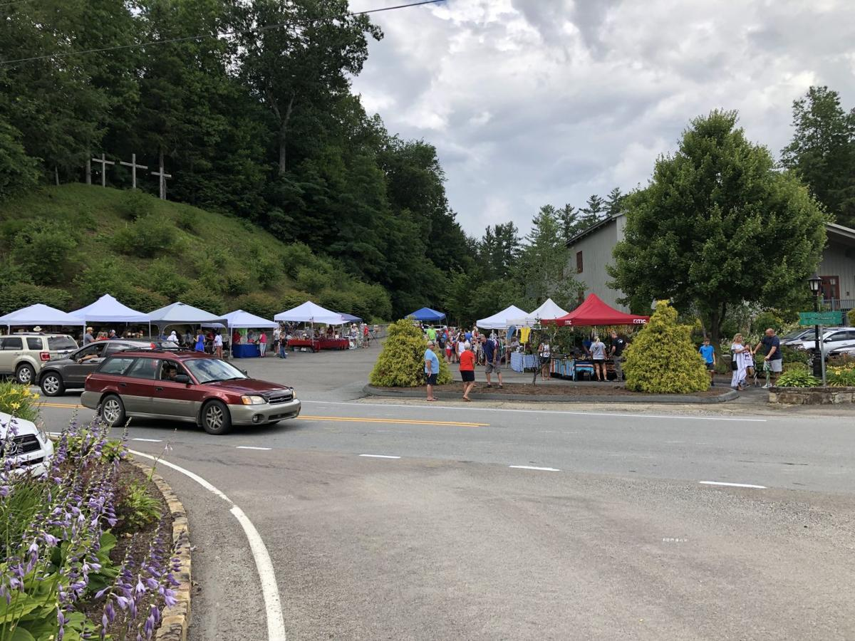 Crossnore 4th vendors