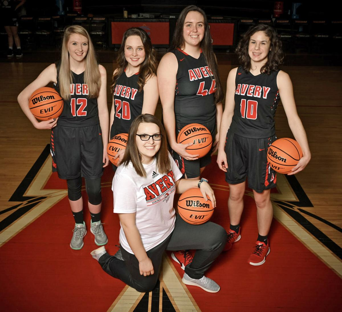 Avery Lady Viking seniors