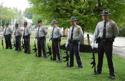 Remembering fallen officers
