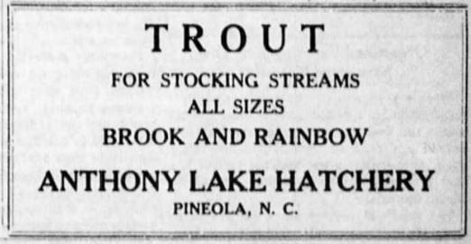 Hatchery ad