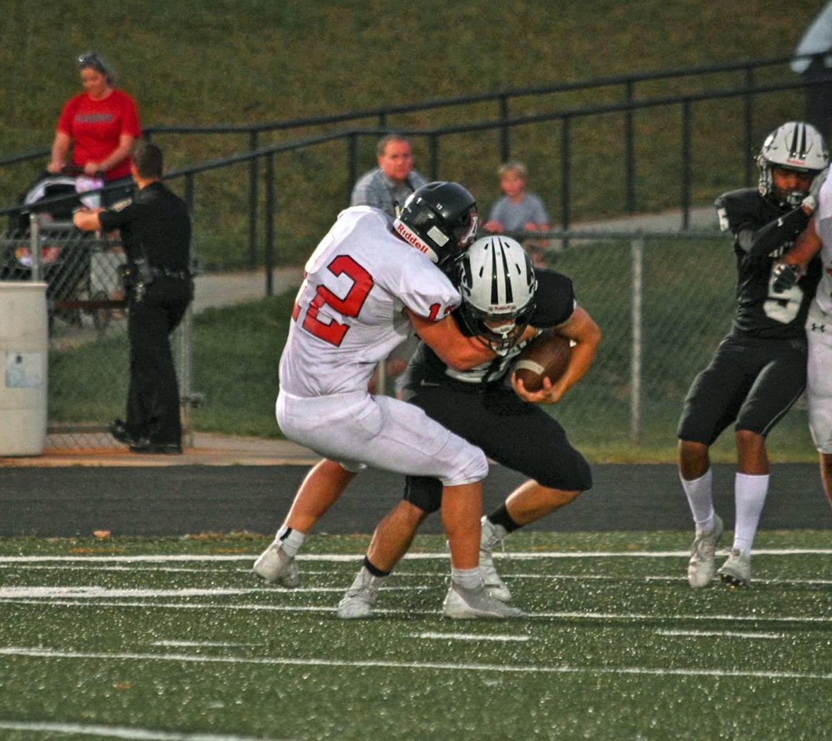 Jones tackle