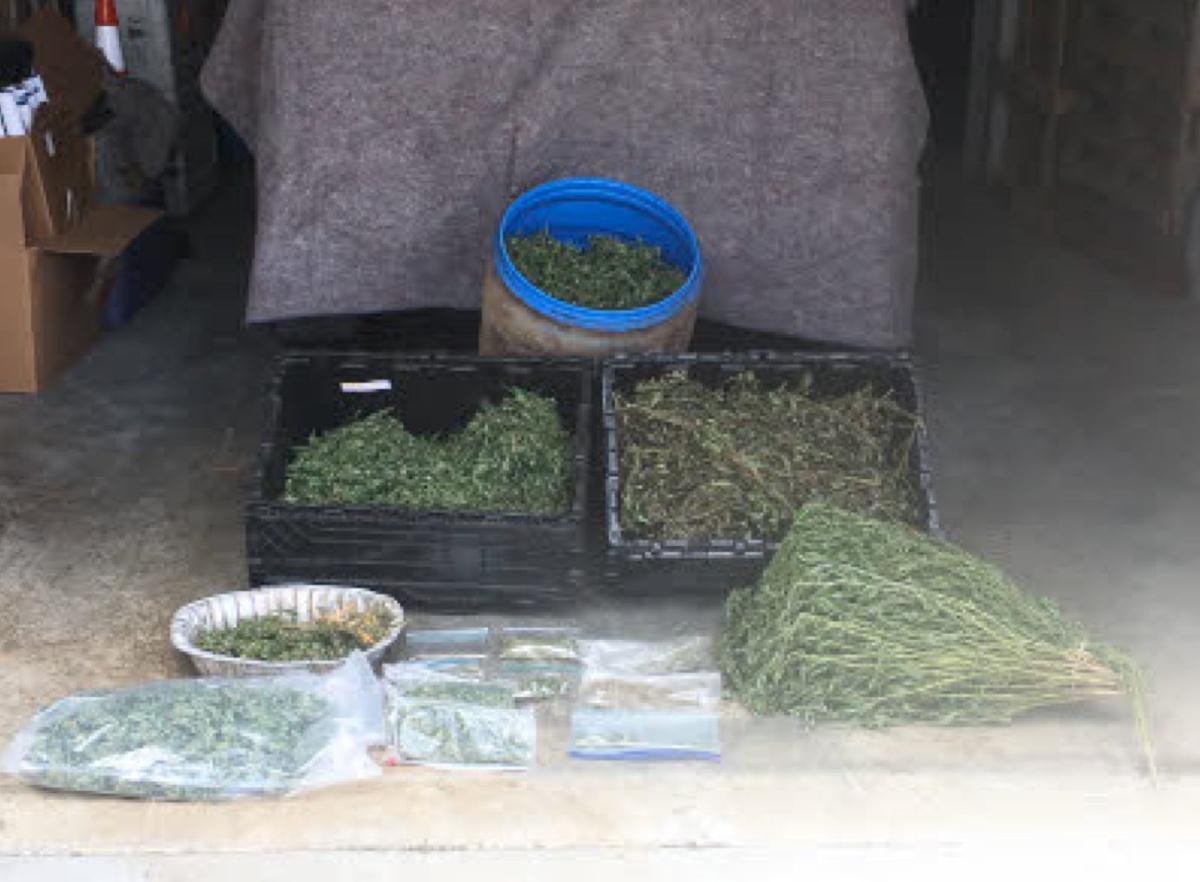 Investigation, warrants yield five arrests on drug charges