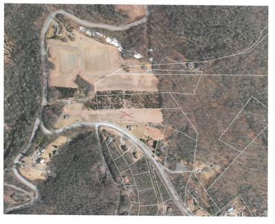 Blueberry Hill satellite image